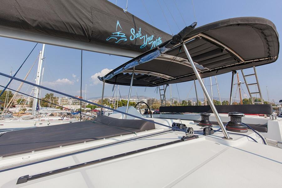 Lagoon 450  Flybridge (Relax)  - 1