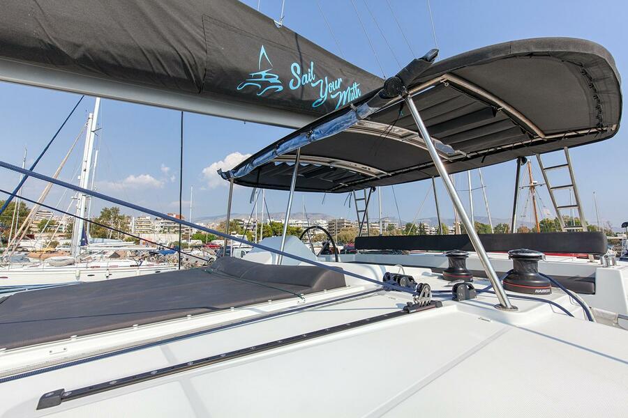 Lagoon 450  Flybridge (Relax)  - 9