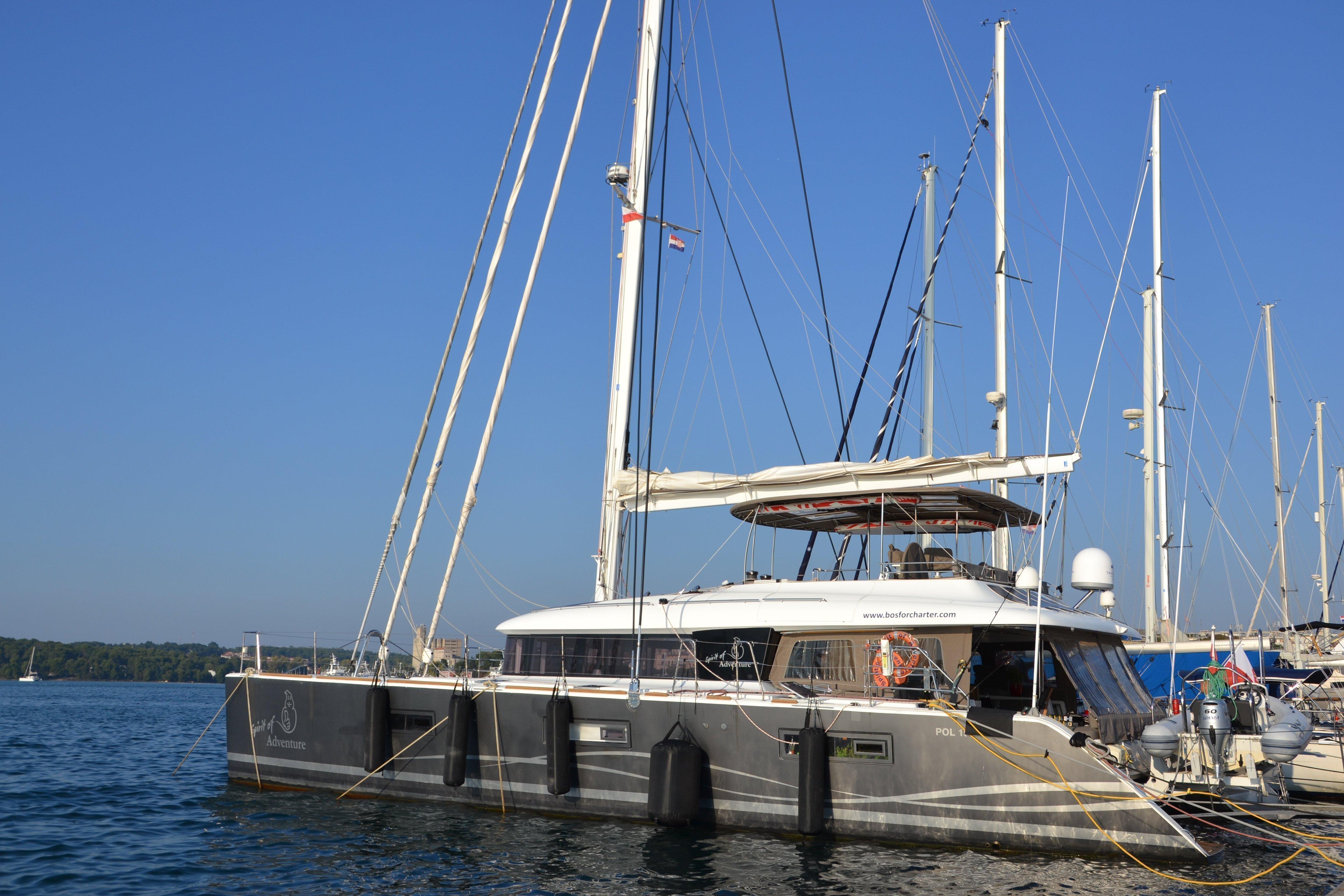 Lagoon 620 (SPIRIT OF ADVENTURE charter min. 5 day)  - 5