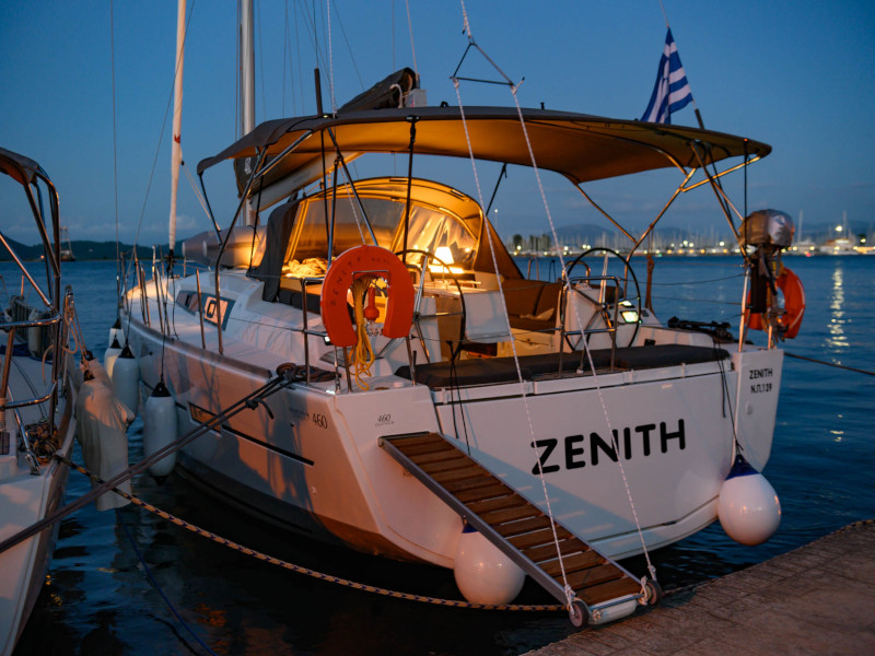 Dufour 460 Grand Large (Zenith)  - 1