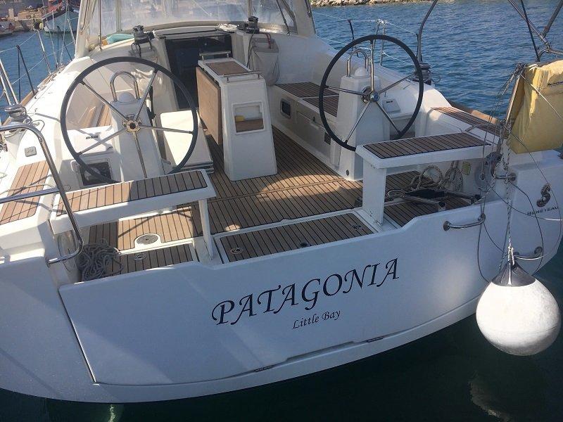 Oceanis 38 (Patagonia)  - 1