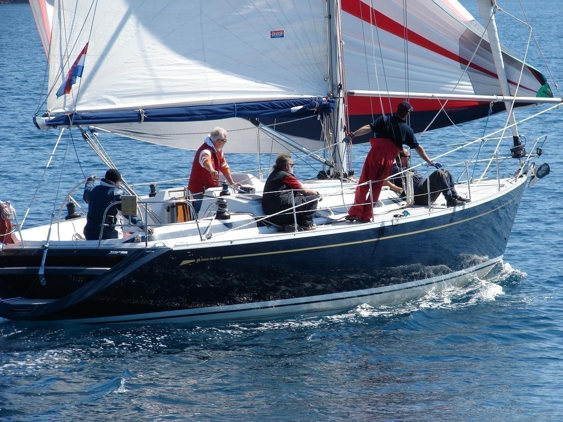 Grand Soleil 43 (Skalice (Sails 2016, Bowthruster))  - 7