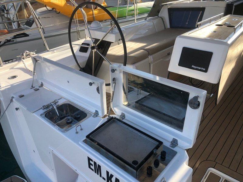 Dufour 390 Grand Large (Emka-fully equipped, white hull)  - 4