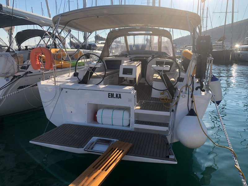 Dufour 390 Grand Large (Emka-fully equipped, white hull) Main image - 0