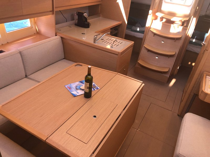 Dufour 390 Grand Large (Emka-fully equipped, white hull) Interior image - 8