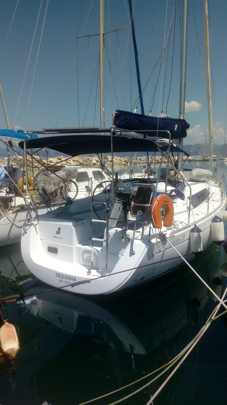 Beneteau Oceanis 31 (TRIZONIA )  - 11