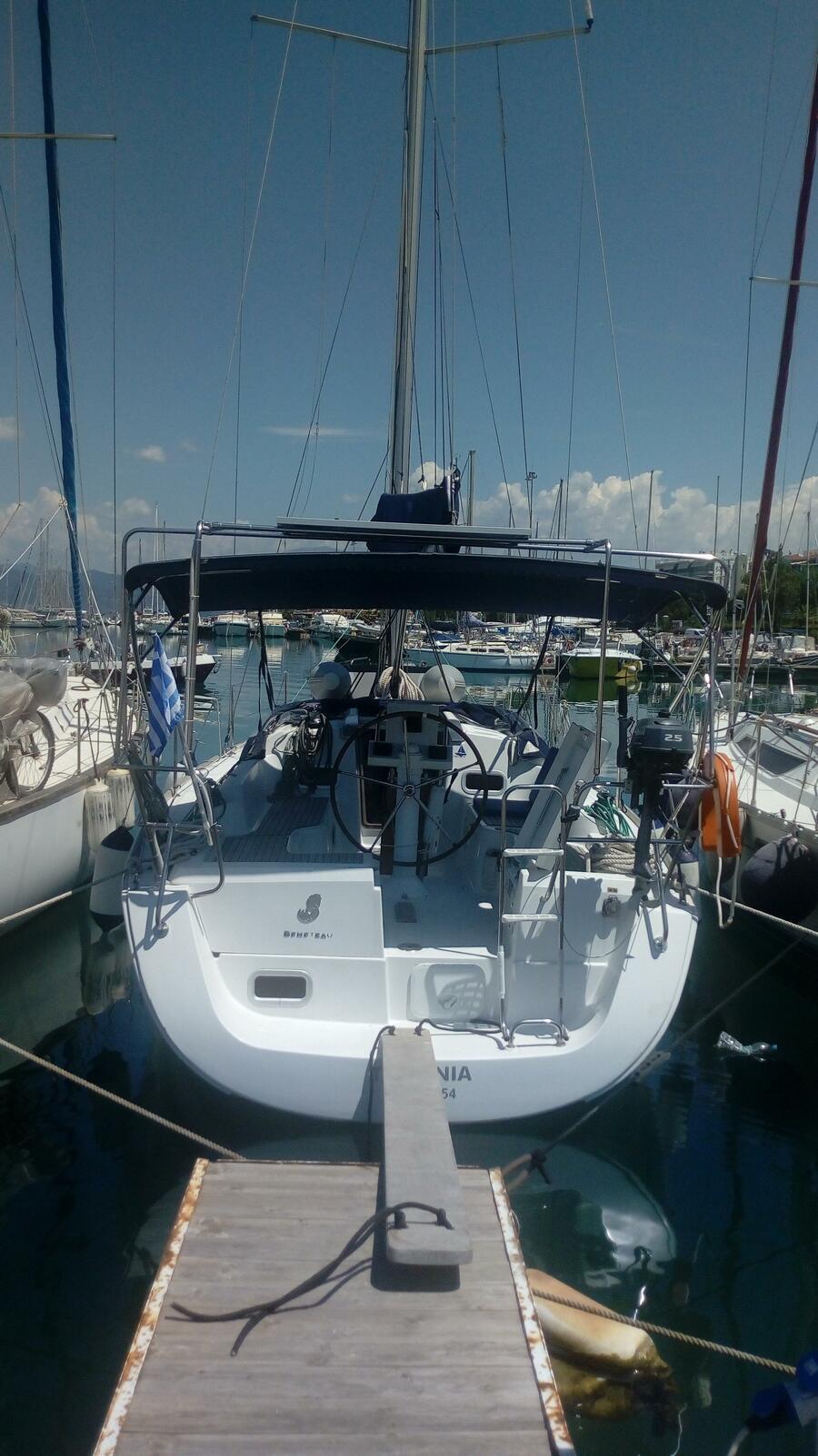 Beneteau Oceanis 31 (TRIZONIA )  - 4