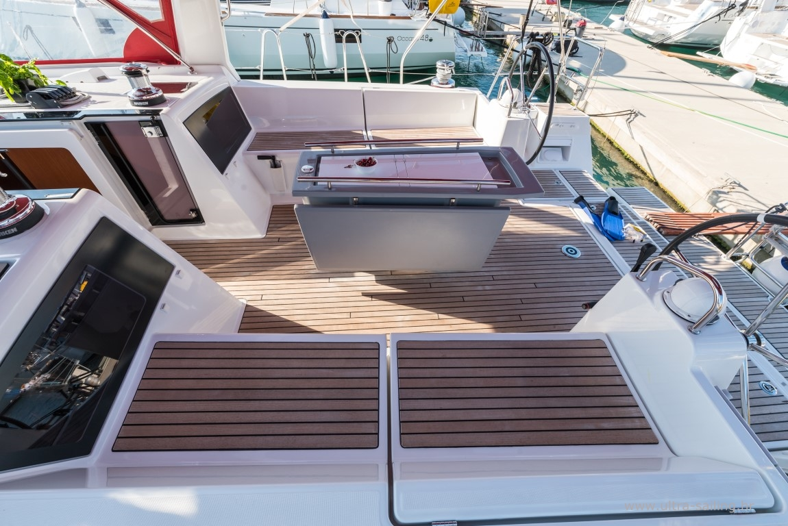 Oceanis 48 (SUMMER DREAM- with AC and generator)  - 10