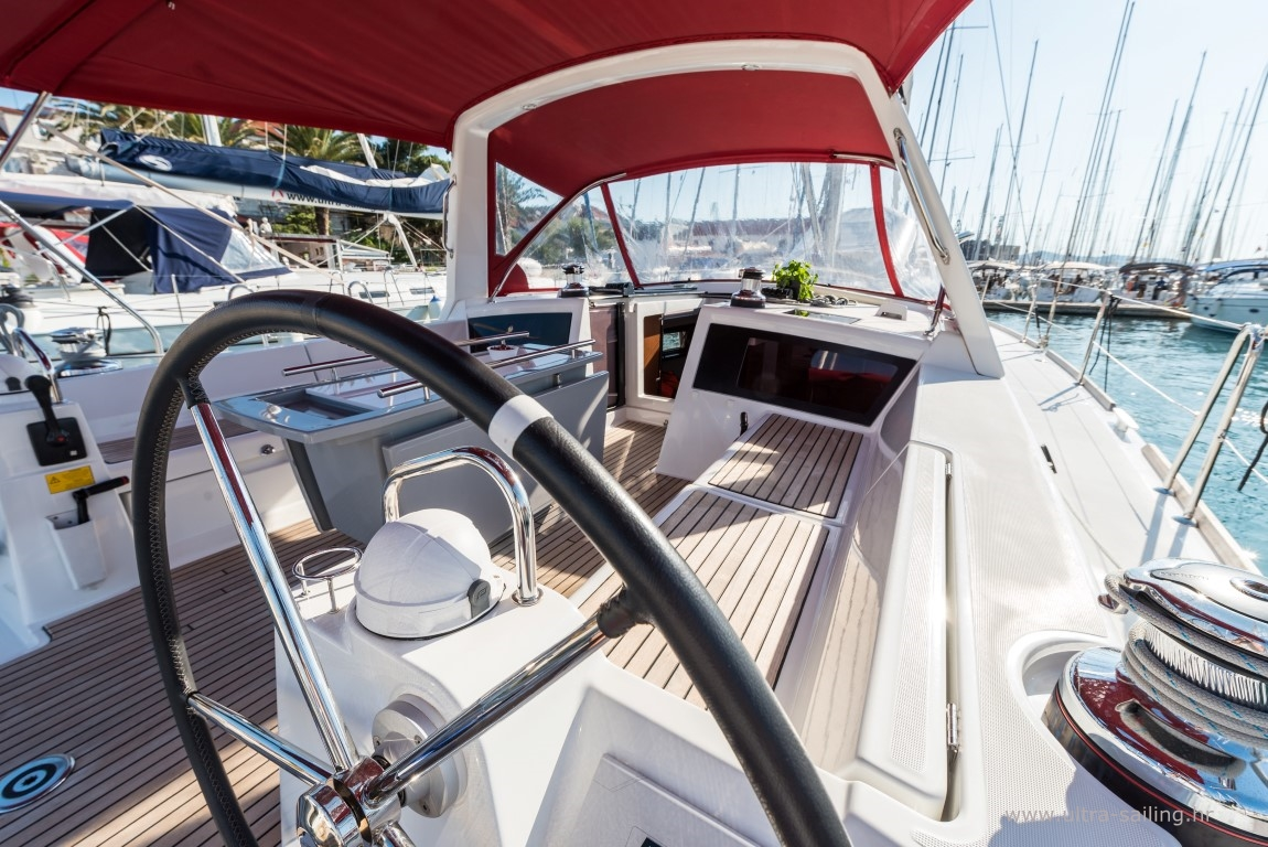 Oceanis 48 (SUMMER DREAM- with AC and generator)  - 20