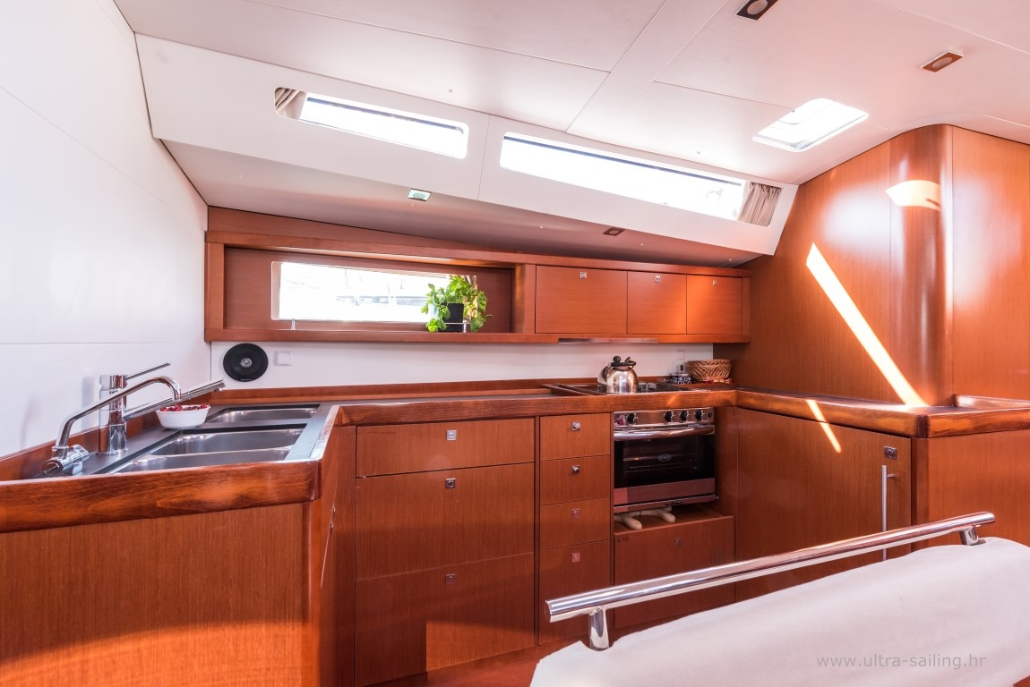 Oceanis 48 (SUMMER DREAM- with AC and generator)  - 1