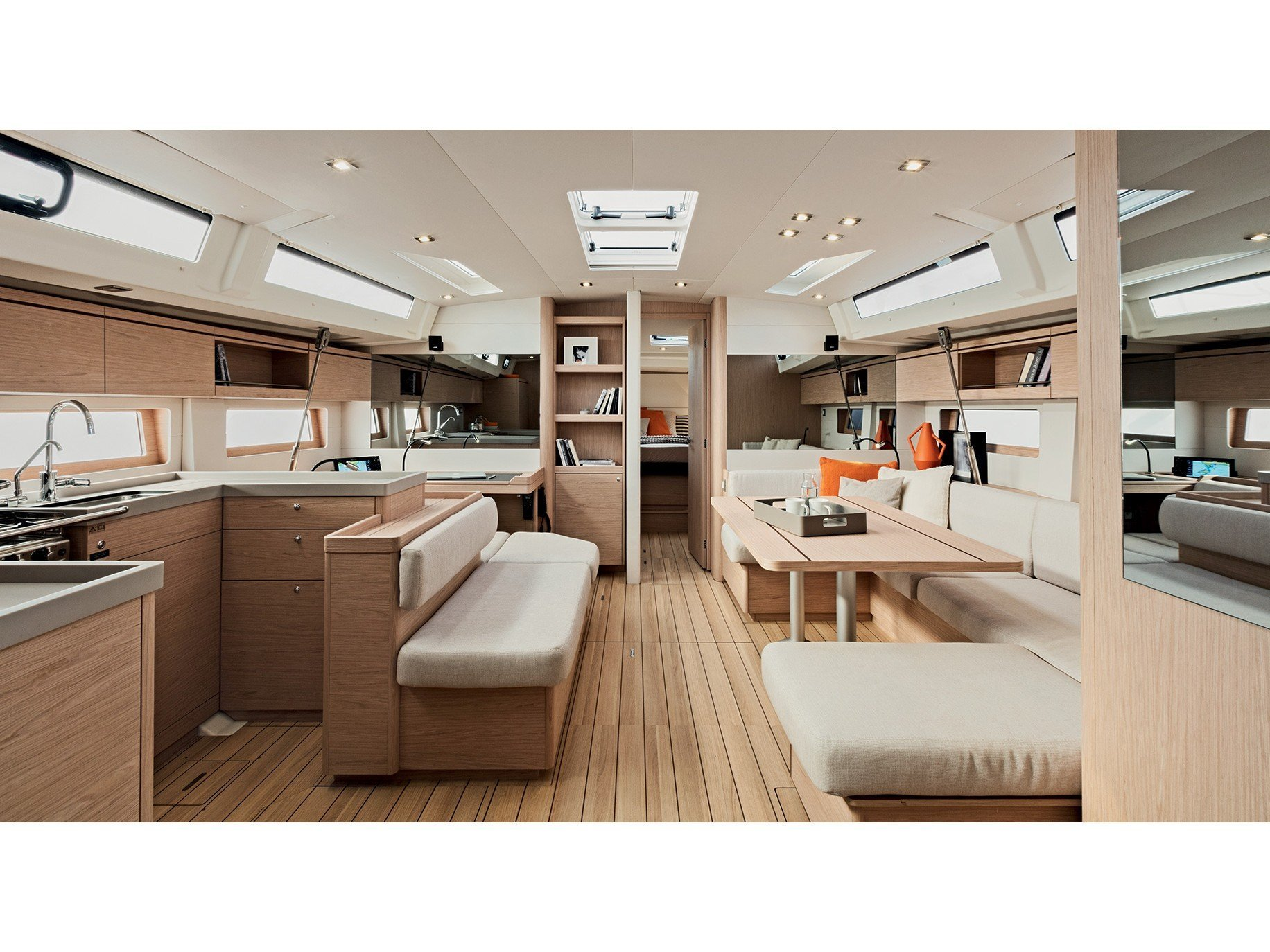 Oceanis 51.1 First Line (Pisces) Interior image - 33