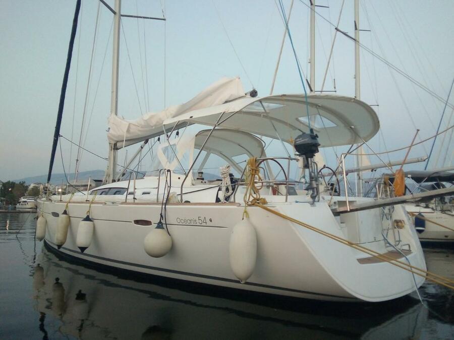 Oceanis 54 (Fos)  - 11