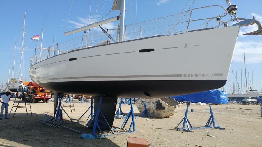 Oceanis 43 (Beluga)  - 52