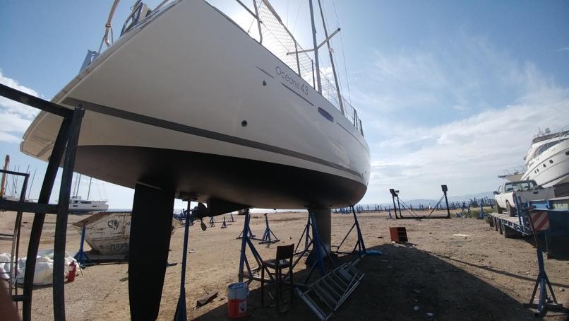 Oceanis 43 (Beluga)  - 57