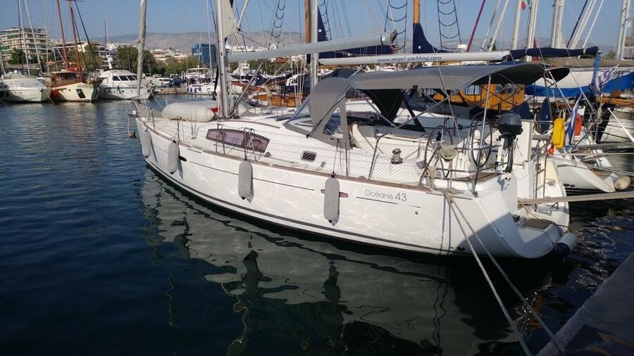 Oceanis 43 (Beluga)  - 30
