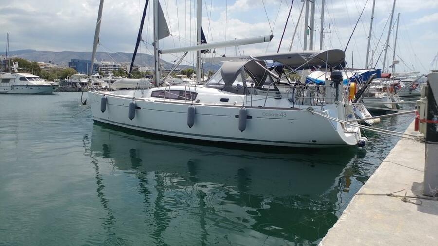 Oceanis 43 (Beluga)  - 47