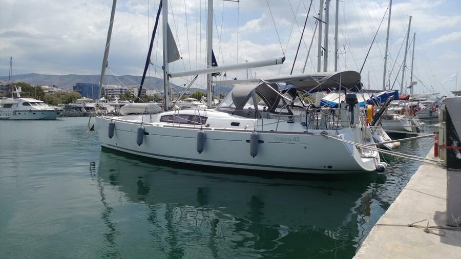 Oceanis 43 (Beluga)  - 53