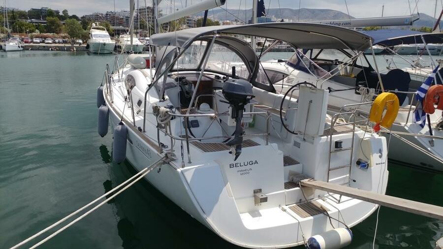 Oceanis 43 (Beluga)  - 11