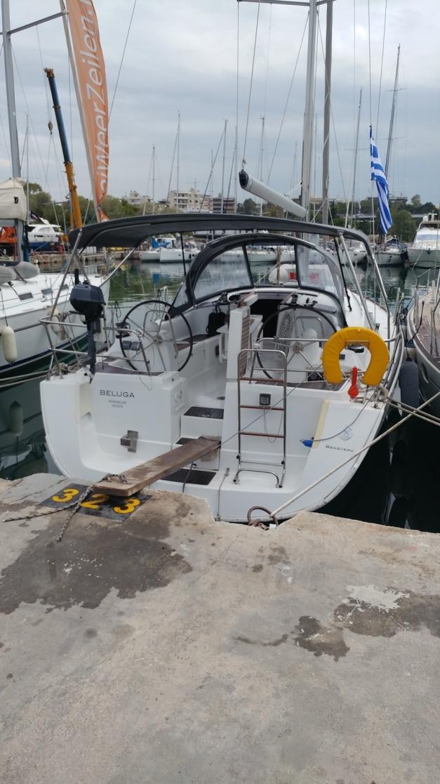 Oceanis 43 (Beluga)  - 45