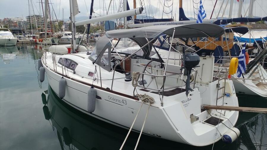 Oceanis 43 (Beluga)  - 26