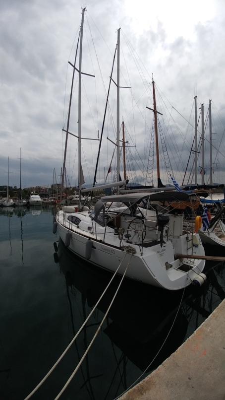 Oceanis 43 (Beluga)  - 33