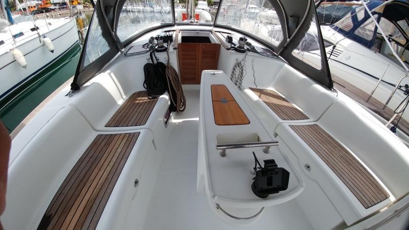 Oceanis 43 (Beluga)  - 20