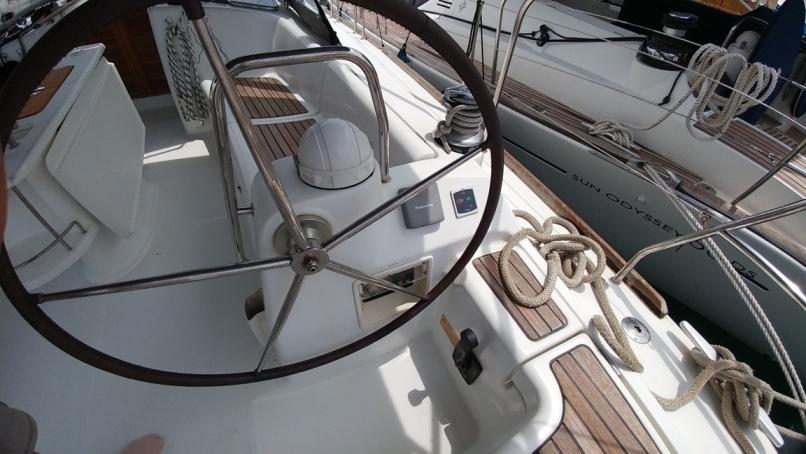 Oceanis 43 (Beluga)  - 58