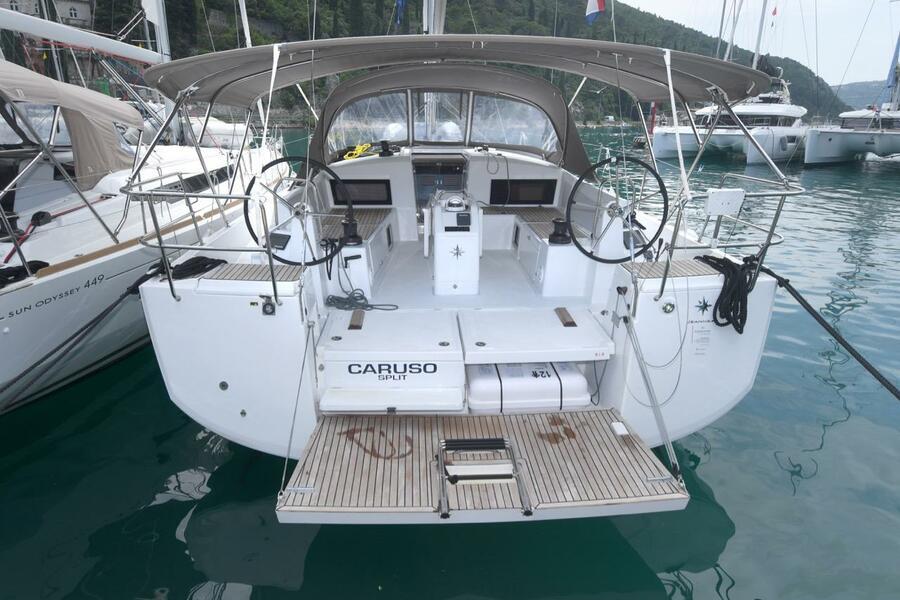 """Sun Odyssey 490 """"LUXE"""" (Caruso)  - 1"""
