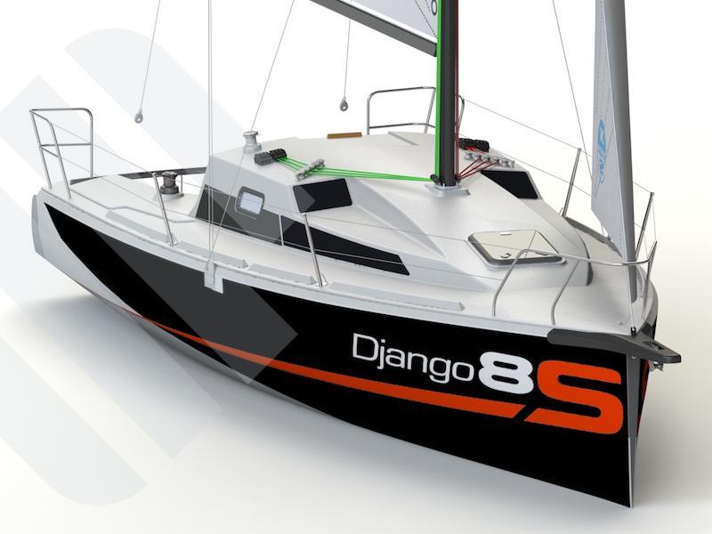 Django 8S (Etoilier II)  - 3