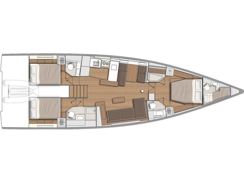 First Yacht 53  (Ikigai) Plan image - 2