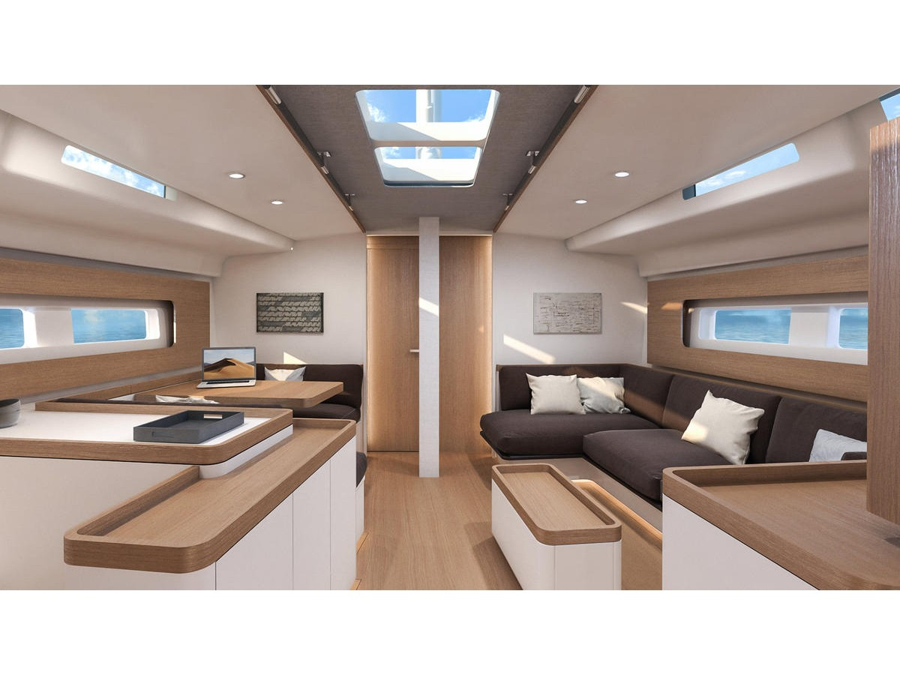 First Yacht 53  (Ikigai) Interior image - 1