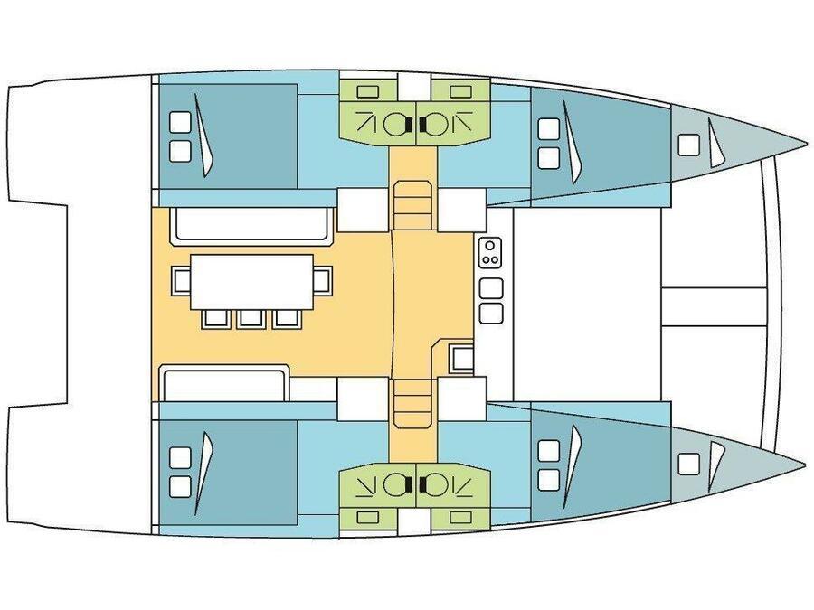 Bali 4.0 (Vallejo (A/C & GENERATOR)) Plan image - 4