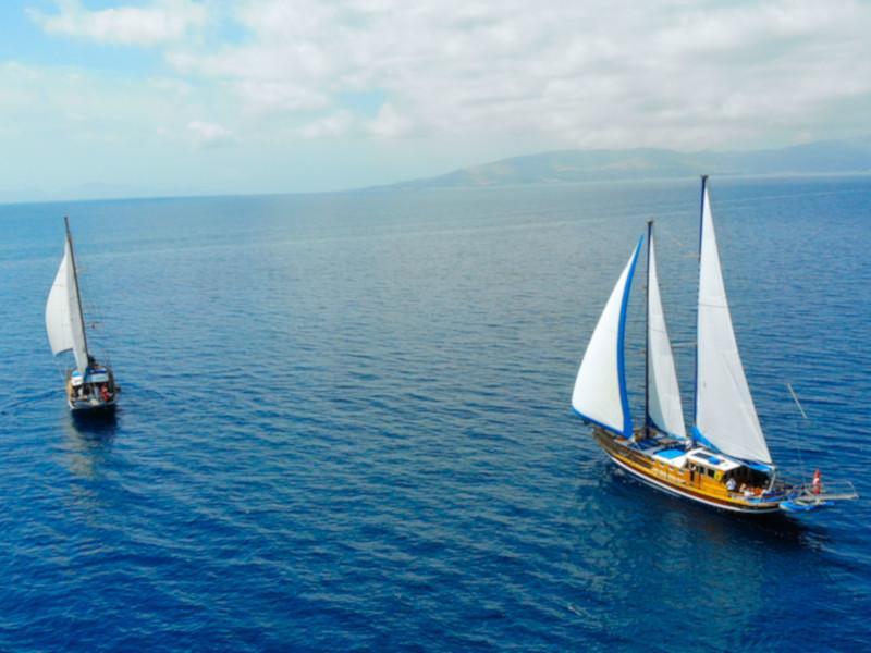 Gulet (Sailing Gulet Kavanca)  - 3