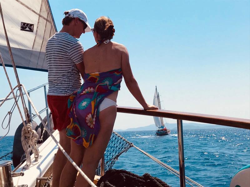 Gulet (Sailing Gulet Kavanca)  - 10