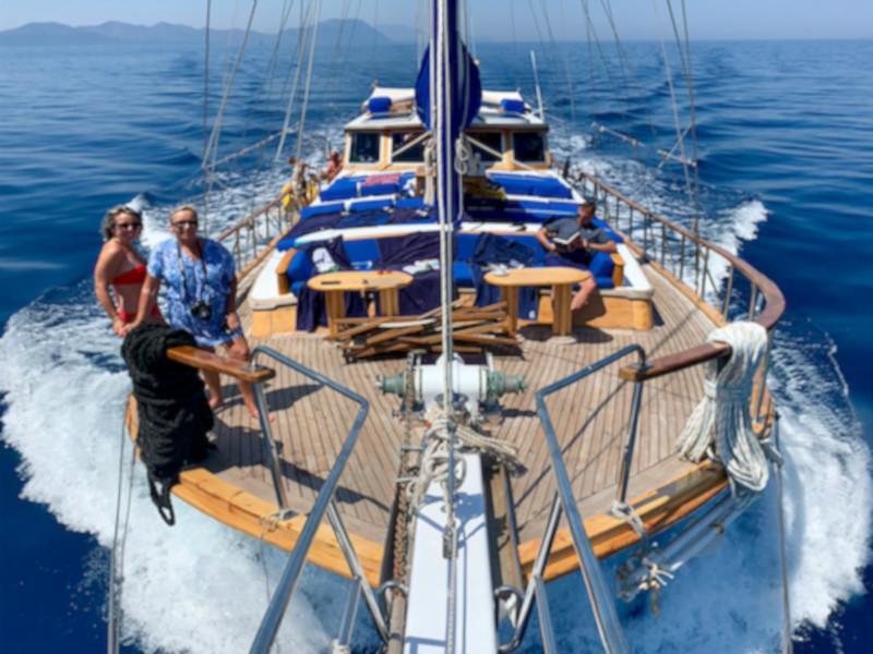 Gulet (Sailing Gulet Kavanca)  - 7