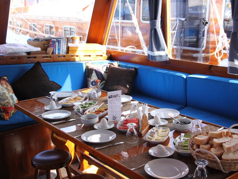 Gulet (Sailing Gulet Kavanca) Plan image - 14