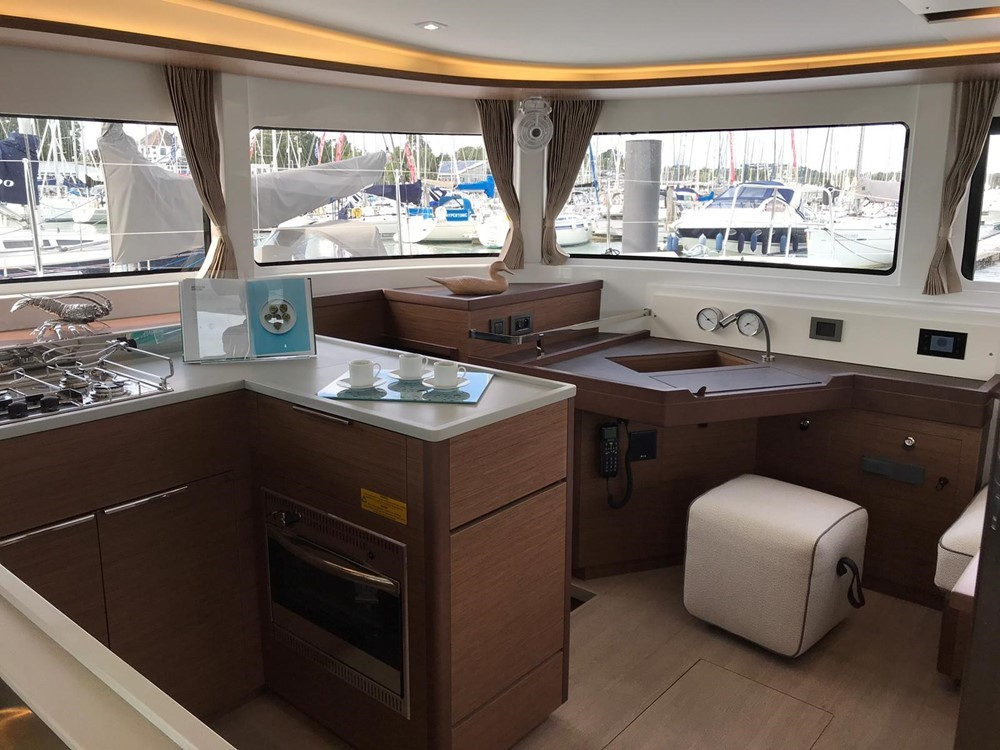 Lagoon 46 Fly (LADY POINT ) Interior image - 8