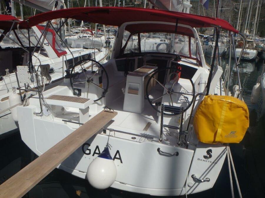 Oceanis 35 (GALA)  - 17