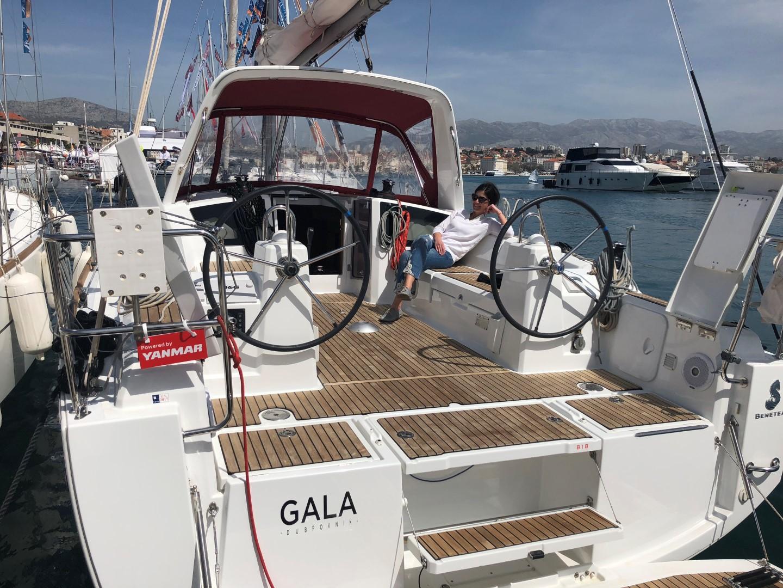 Oceanis 35 (GALA)  - 12