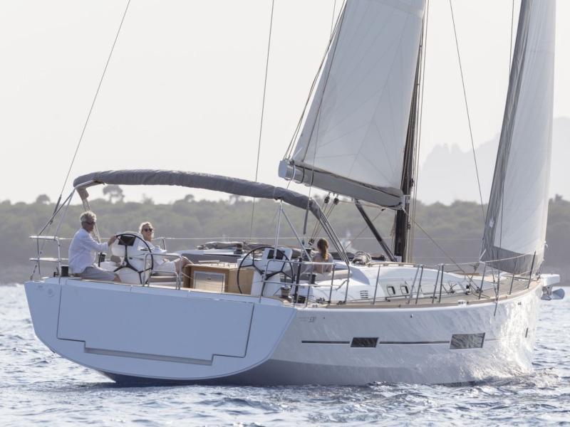 Dufour 520 Grand Large (Anima)  - 4