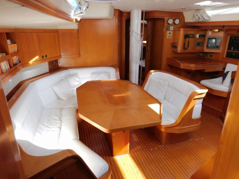 Baltic Yachts b58 (Akoya) Interior image - 20