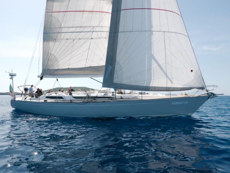Baltic Yachts b58 (Akoya)  - 1