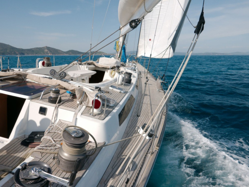 Baltic Yachts b58 (Akoya)  - 5