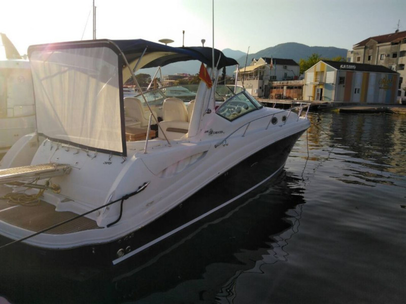 Sea Ray 375 (Sirius)  - 4