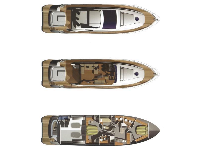 Aicon 62 SL (Bonheur) Plan image - 2