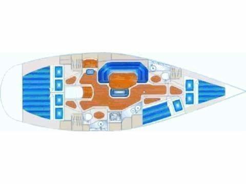 Vektor 401 (Molat) Plan image - 3