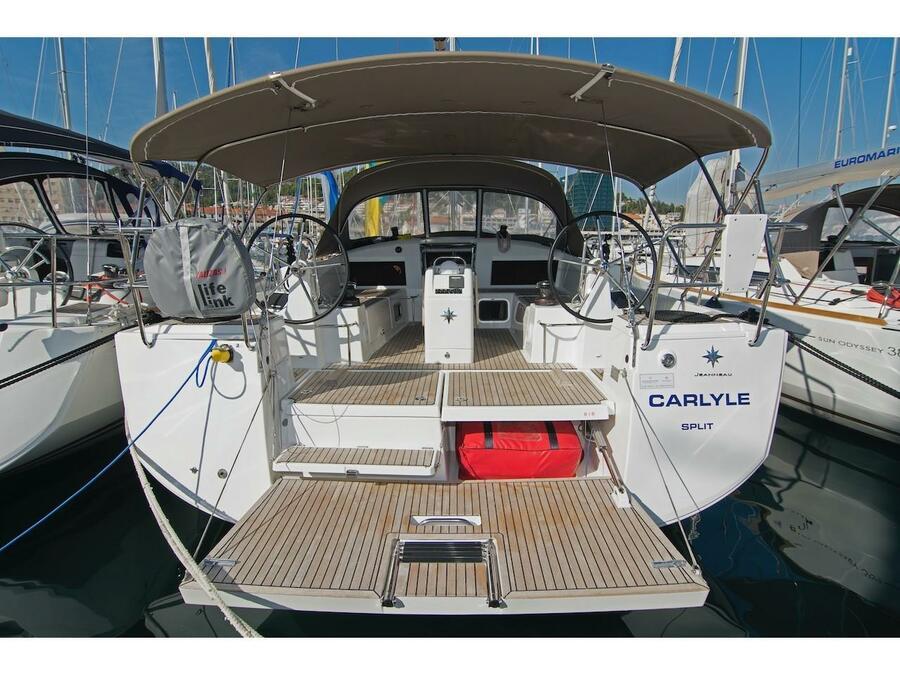 Sun Odyssey 440 (Carlyle) Main image - 0