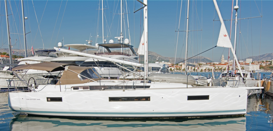 Sun Odyssey 440 (Carlyle)  - 2