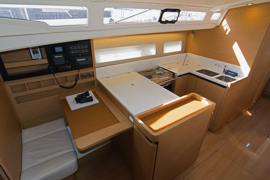 Sun Odyssey 440 (Carlyle)  - 3