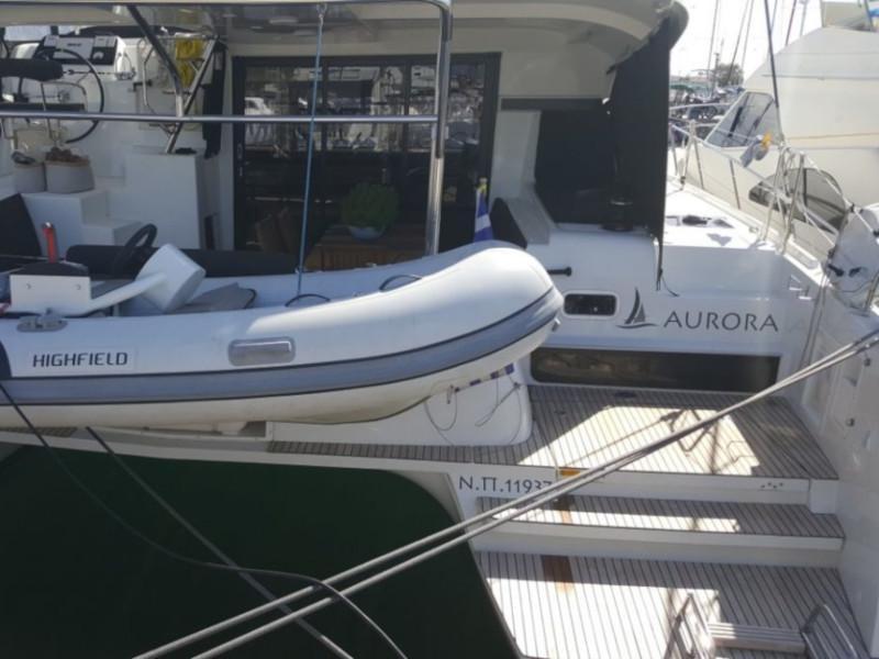 Lagoon 42 (Aurora)  - 8